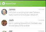 دانلود HoverChat 2.2.3 for Android +2.2