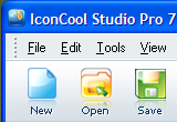 دانلود IconCool Studio Pro 8.20 Build 140222 / Editor 6.23.130120