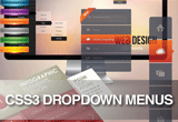 دانلود InfiniteSkills - CSS3 Dropdown Menus Training Video