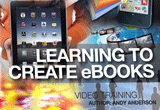 دانلود InfiniteSkills – Learning To Create eBooks Training Video