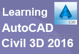 دانلود InfiniteSkills - Learning AutoCAD Civil 3D 2016