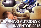 دانلود InfiniteSkills - Learning Autodesk Inventor 2015