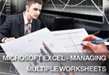 دانلود InfiniteSkills - Microsoft Excel - Managing Multiple Worksheets Training Video