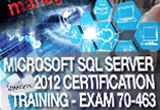 دانلود InfiniteSkills - Microsoft SQL Server 2012 Certification - Exam 70-463 Training Video