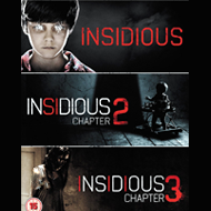 دانلود Insidious + Insidious: Chapter 2 + Insidious: Chapter 3