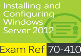 دانلود Installing and Configuring Windows Server 2012 Exam Ref 70-410