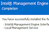دانلود Intel Management Engine Driver 11.7.0.1068 + v9 + v8