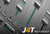 دانلود J4T Multitrack Recorder 4.8.08 for Android +2.3
