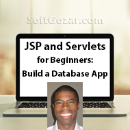 دانلود JSP and Servlets for Beginners: Build a Database App