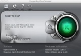 دانلود Kaspersky Virus Scanner 8.1.5 Mac OS X