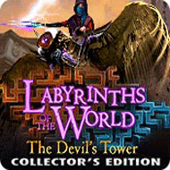 دانلود Labyrinths of the World The Devil's Tower Collector's Edition