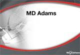 دانلود آموزش و مثال های مفید برای ADAMS