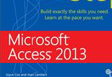 دانلود Microsoft Access 2013 Step By Step