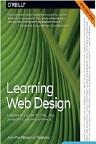 دانلود Learning Web Design: A Beginner's Guide to HTML, CSS, JavaScript, and Web Graphics