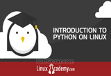 دانلود LinuxAcademy.com - Introduction To Python On Linux