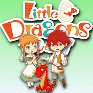 دانلود Little Dragons Cafe