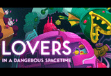دانلود Lovers in a Dangerous Spacetime