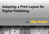 دانلود Lynda - Adapting a Print Layout for Digital Publishing