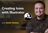 دانلود Lynda - Creating Icons with Illustrator
