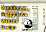 دانلود Lynda - Creating a Responsive Website Design