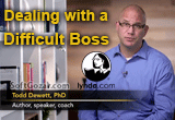 دانلود Lynda - Dealing with a Difficult Boss