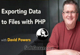 دانلود Lynda - Exporting Data to Files with PHP