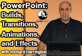 دانلود Lynda - PowerPoint - Builds Transitions Animations and Effects