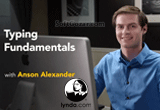 دانلود Lynda - Typing Fundamentals