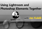 دانلود Lynda - Using Lightroom and Photoshop Elements Together