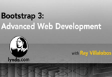 دانلود Lynda - Bootstrap 3 - Advanced Web Development