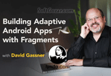 دانلود Lynda - Building Adaptive Android Apps with Fragments