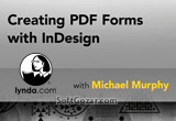 دانلود Lynda - Creating PDF Forms with InDesign