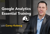 دانلود Lynda - Google Analytics Essential Training