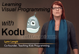 دانلود Lynda - Learning Visual Programming with Kodu