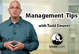 دانلود Lynda - Management Tips