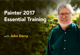 دانلود Lynda - Corel Painter 2017 Essential Training