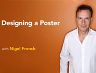 دانلود Lynda - Designing a Poster