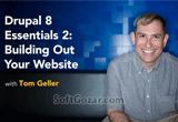 دانلود Lynda - Drupal 8 Essentials 2- Building Out Your Website