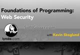دانلود Lynda - Foundations of Programming- Web Security