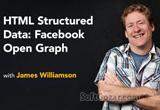 دانلود Lynda - HTML Structured Data- Facebook Open Graph