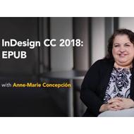 دانلود Lynda - InDesign CC 2018: EPUB
