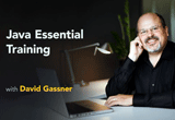 دانلود Lynda - Java Essential Training