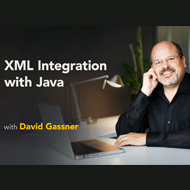 دانلود Lynda - Java XML Integration