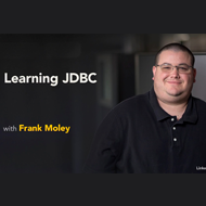 دانلود Lynda - Learning JDBC