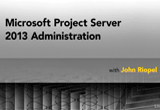 دانلود Lynda - Microsoft Project Server 2013 Administration