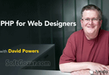 دانلود Lynda - PHP for Web Designers