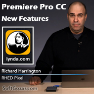 دانلود Lynda - Premiere Pro CC New Features