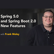 دانلود Lynda - Spring 5.0 and Spring Boot 2.0 New Features