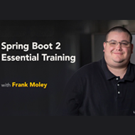 دانلود Lynda - Spring Boot 2 Essential Training
