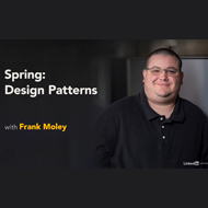 دانلود Lynda - Spring Design Patterns